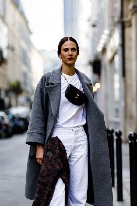 30 запоминающихся образов гостей Парижской Недели Моды: безупречная классика и стильные эксперименты