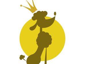 2018! Год жёлтой земляной собаки!. Ярмарка Мастеров - ручная работа, handmade.