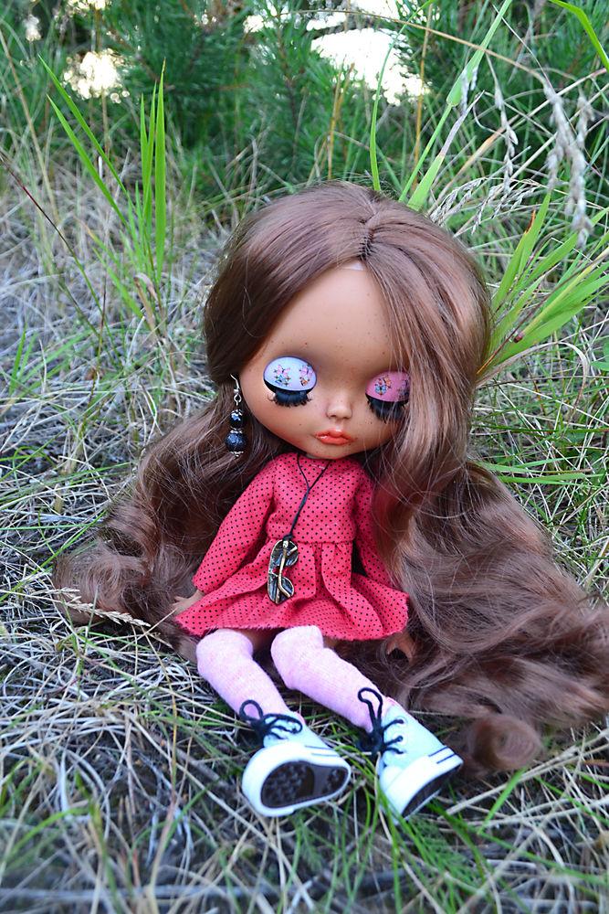 кукла блайз, подарок девушке