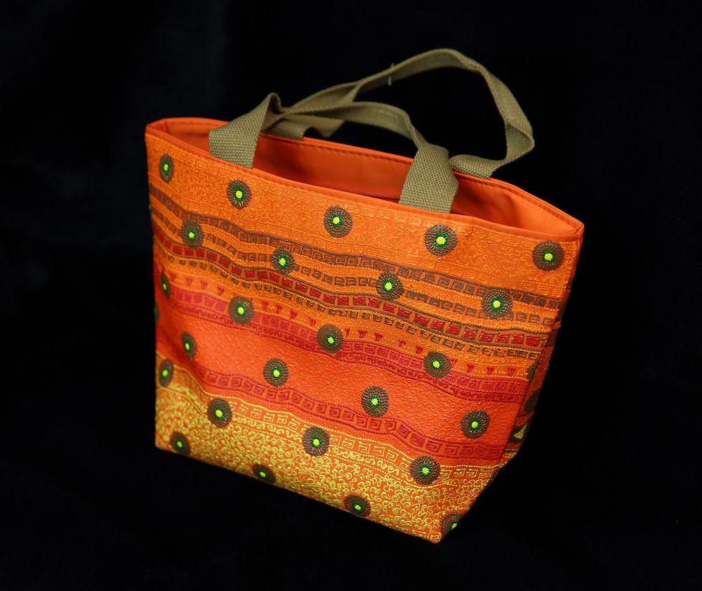 купить яркую сумку, сумка с росписью