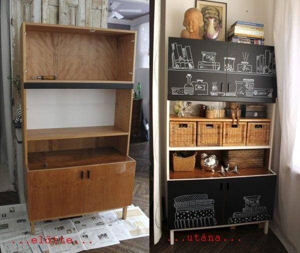 Переделанная мебель, которую действительно можно поставить в квартире, фото № 25