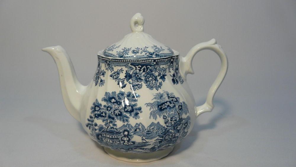 антикварный чайник