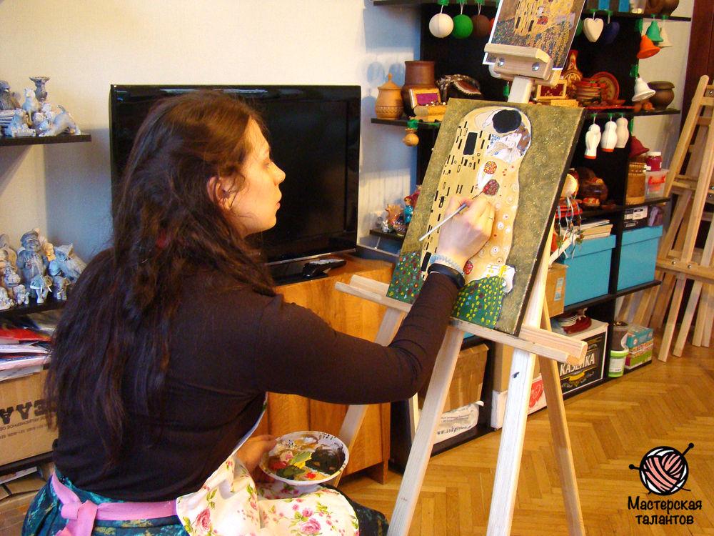 преподаватель живописи