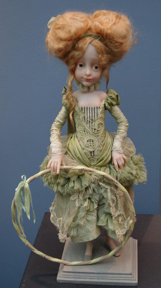Выставка «Искусство куклы» в Гостином дворе, фото № 14