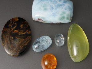 Камни, работы с которыми будут создаваться в ближайшем времени.. Ярмарка Мастеров - ручная работа, handmade.