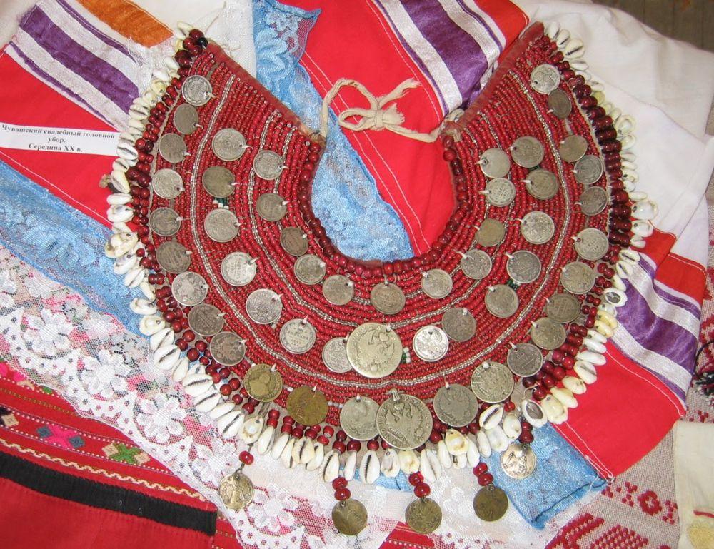 Чувашский народный костюм своими руками 98