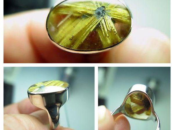 Эксклюзивная скидка на эксклюзивное кольцо!:) | Ярмарка Мастеров - ручная работа, handmade