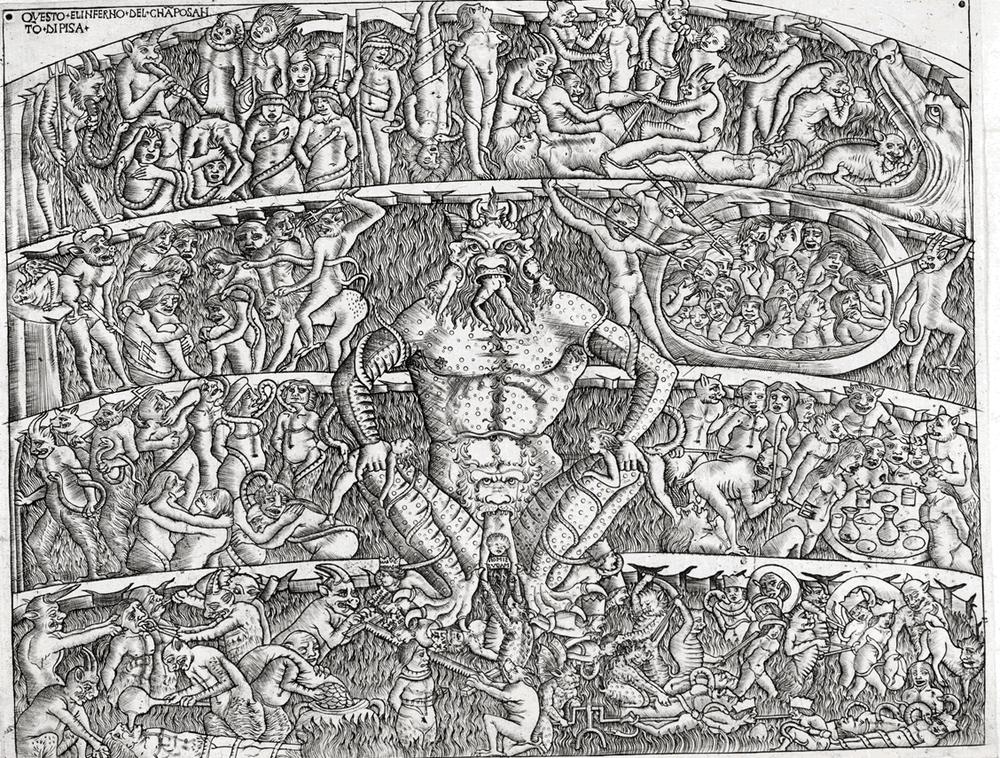 старинная графика, художник и мастер