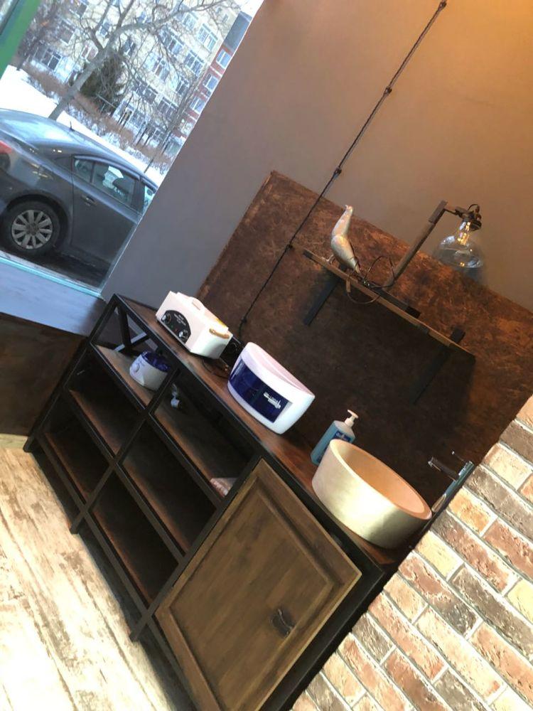 мебель для барбершопа, барбершоп под ключ, barbershop, барбершоп мебель