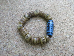 Уникальные браслеты с бусинами ДЗИ. Ярмарка Мастеров - ручная работа, handmade.