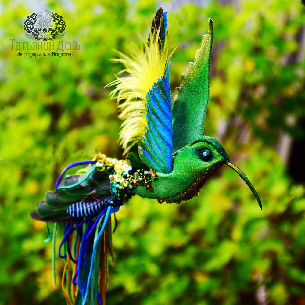 лимонная колибри