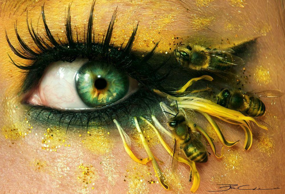 магия воска, пчелы