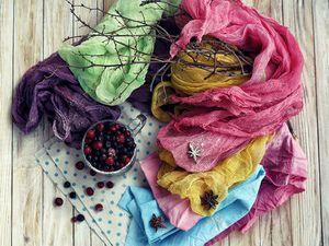 Красим ткань натуральными красителями в домашних условиях | Ярмарка Мастеров - ручная работа, handmade