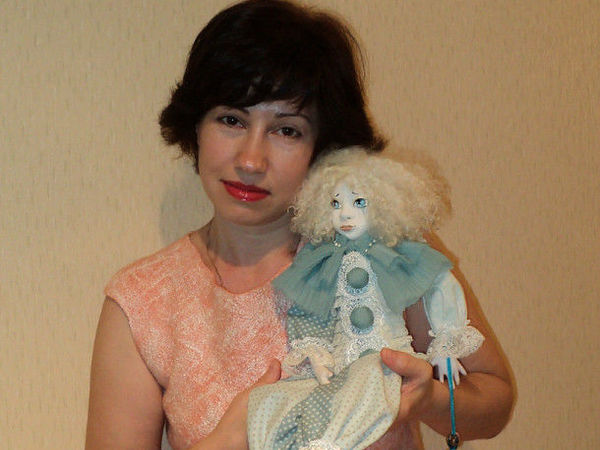 Мои будуарные куклы | Ярмарка Мастеров - ручная работа, handmade