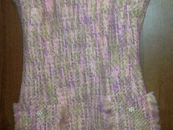 Платье новое, ткань - букле. | Ярмарка Мастеров - ручная работа, handmade