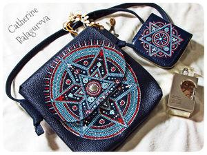 Почему не стоит бояться покупать сумки из ПВХ с авторской росписью. Ярмарка Мастеров - ручная работа, handmade.