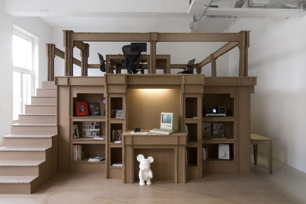 интересная мебель в доме фото какой-то