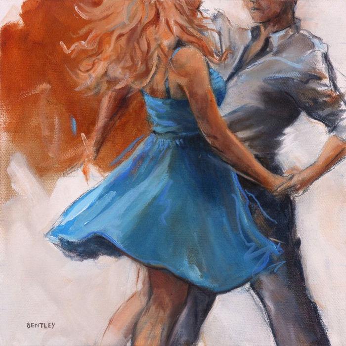 танцуем танго