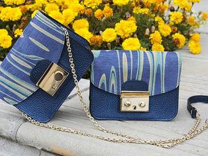 """Возвращение сумки """"Бьюти""""!. Ярмарка Мастеров - ручная работа, handmade."""