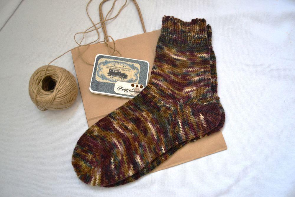 носки вязаные, мужские носки, рождество, подарки мужчинам