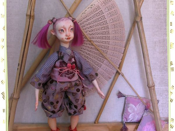 Моя Тиен добавлена в Коллекцию   Ярмарка Мастеров - ручная работа, handmade
