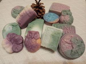 Аукцион с  «0»  на мыло в пастельных тонах. Ярмарка Мастеров - ручная работа, handmade.