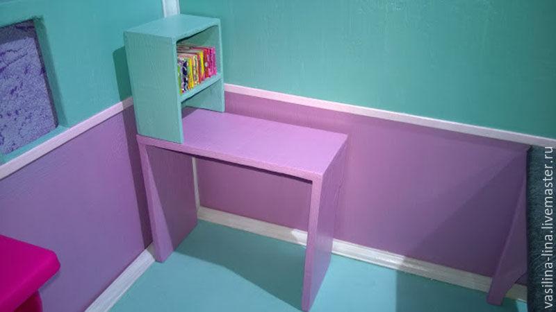 стол для куклы