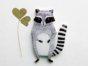 20 Funny Animalistic Brooches for High Mood. Livemaster - handmade
