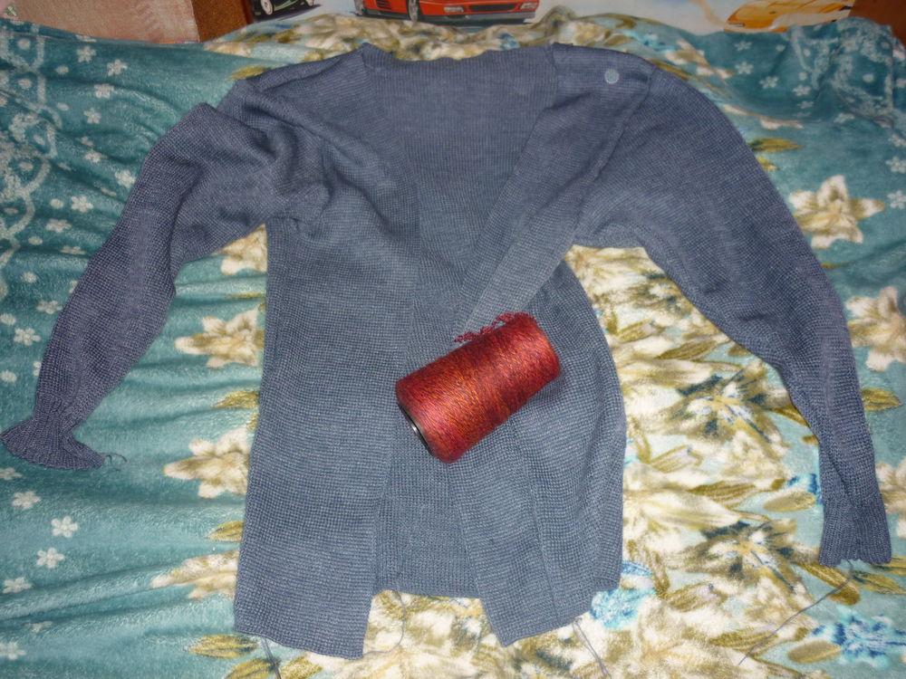 меринос, вязание