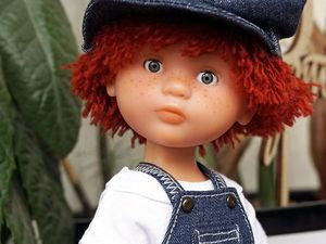 Как куклу-девочку превратить в мальчика. Ярмарка Мастеров - ручная работа, handmade.