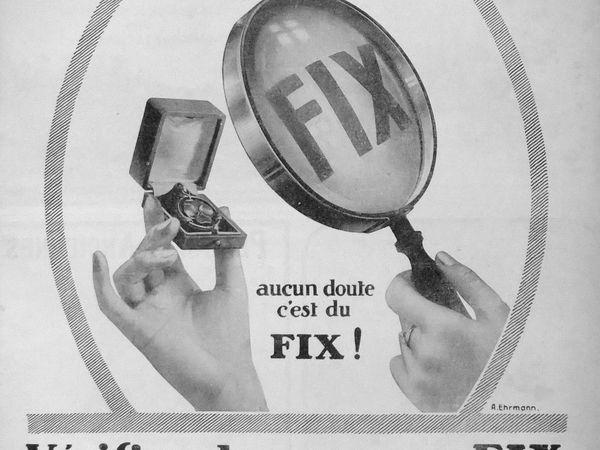 Брошечки старинной французской марки FIX уже в магазине! | Ярмарка Мастеров - ручная работа, handmade