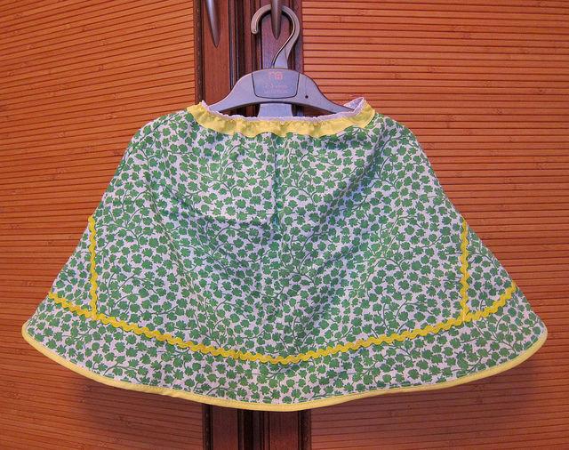юбка, детская одежда