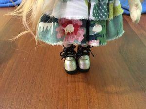 Обувь для кукол своими руками. Ярмарка Мастеров - ручная работа, handmade.