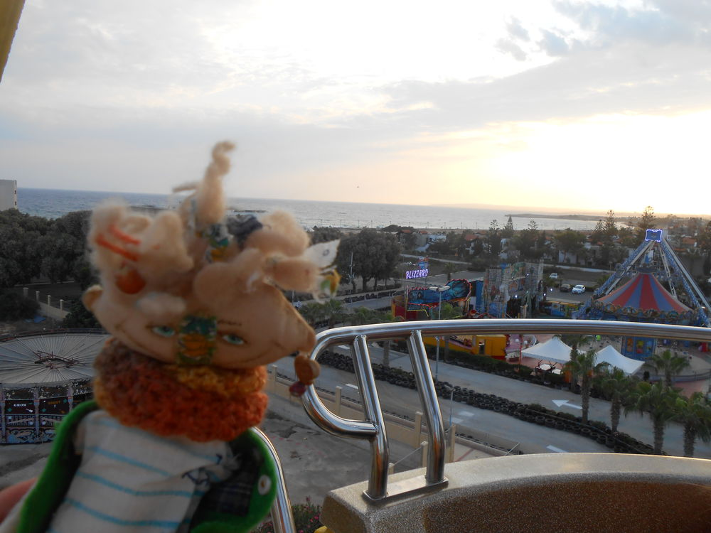 Ларнака. Путешествие чердачной куклы), фото № 29