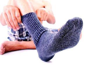 Почему молодежь не носит носки из собачьей шерсти?. Ярмарка Мастеров - ручная работа, handmade.