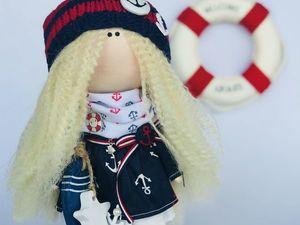 Главное в создании куклы. Ярмарка Мастеров - ручная работа, handmade.