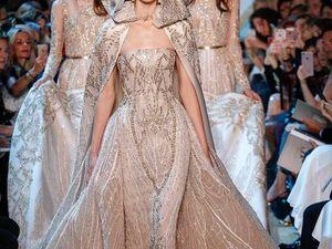 Новая Elie Saab Fall Winter 2017/18 Couture Collection: девичьи грезы. Ярмарка Мастеров - ручная работа, handmade.