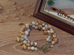Аукцион на объемный браслет