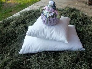 Пуховые подушки из Кипрея. Ярмарка Мастеров - ручная работа, handmade.