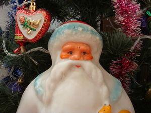 Дед Мороз Ссср. Ярмарка Мастеров - ручная работа, handmade.