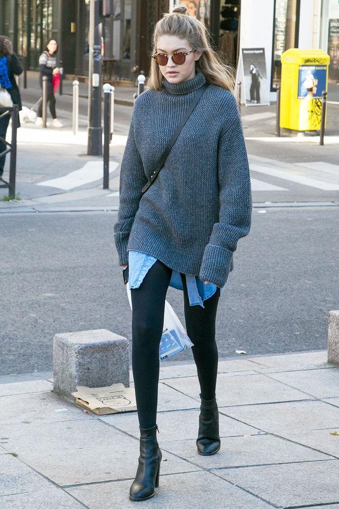 Джемпер, свитер, пуловер — что это? Откуда такие названия и зачем, фото № 37