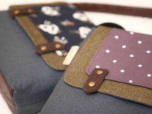 Коллекция сумок и рюкзаков Dailylike   Ярмарка Мастеров - ручная работа, handmade