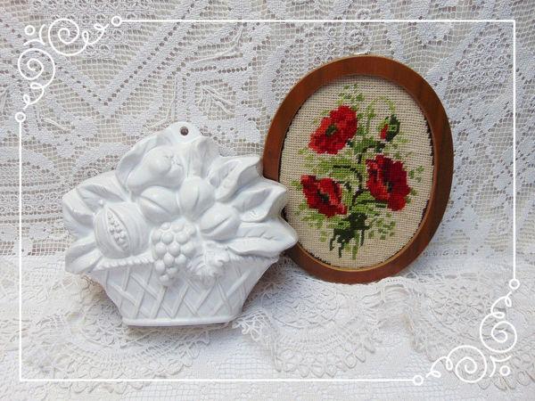 Белоснежная форма для декора или для желе/запекания в духовке... | Ярмарка Мастеров - ручная работа, handmade