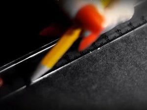 Так работают дотсы ч.1 Точечная роспись дот арт Прямая линия. Ярмарка Мастеров - ручная работа, handmade.
