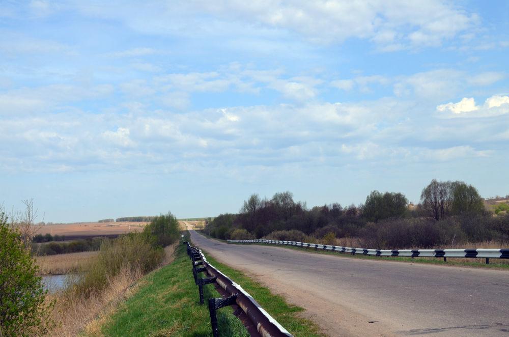 Мост между дерявнями ,как встреча с прошлым., фото № 2
