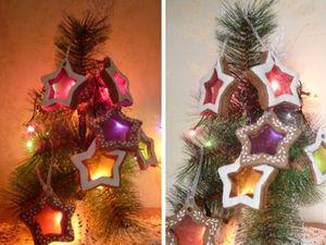 Делаем пряничные звёздочки для украшения ёлки. Ярмарка Мастеров - ручная работа, handmade.