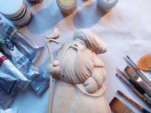 Новая форма для росписи. Ярмарка Мастеров - ручная работа, handmade.