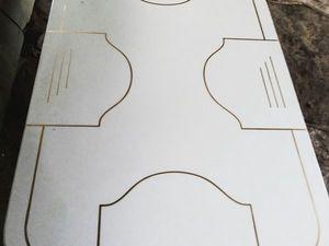 Скидка на белый стол. Ярмарка Мастеров - ручная работа, handmade.