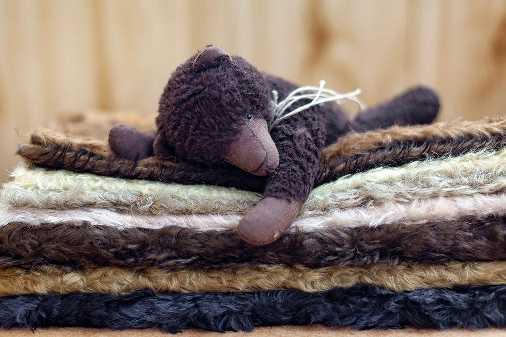 мохер, мохер helmbold, mohair, teddy bear, тедди, материалы, материалы для мишек, хобби, хранение, мех для тедди