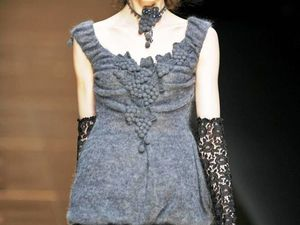 Вязаные жилеты ... всегда в моде !?. Ярмарка Мастеров - ручная работа, handmade.